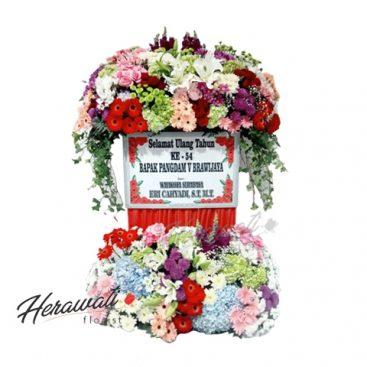 bunga duka cita - Standing Flower D04
