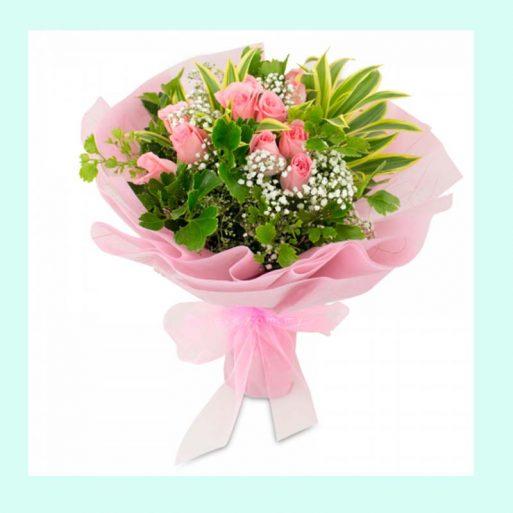uncategorized - Bouquet Blush Pink