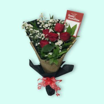 uncategorized - Bouquet Angela Wings