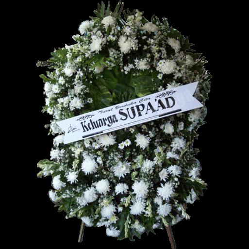 bunga duka cita - Duka Cita Flower Arrangements Fresh