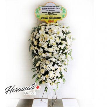 bunga duka cita - Standing Flower 001