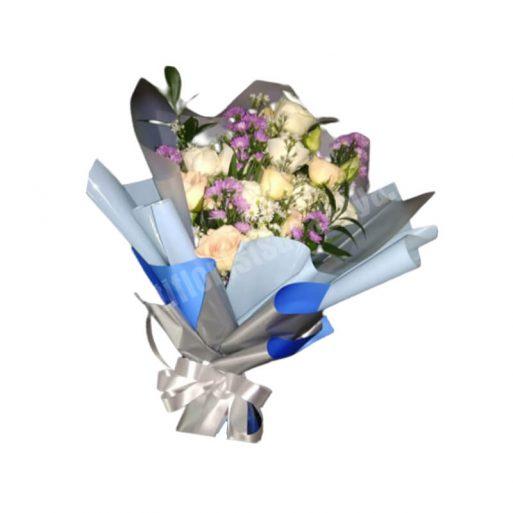 hand bouquet - Romantis 004 Alternatif 2
