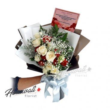 hand bouquet - Hand bouquet 008