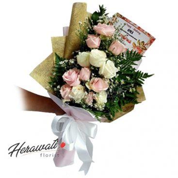 hand bouquet - Hand Bouquet 006