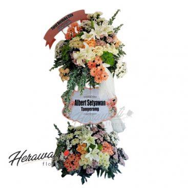 bunga duka cita - Standing Flower D05