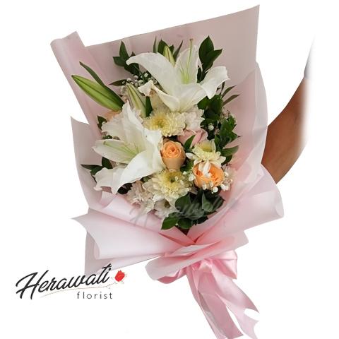 hand bouquet - bouquet 07001