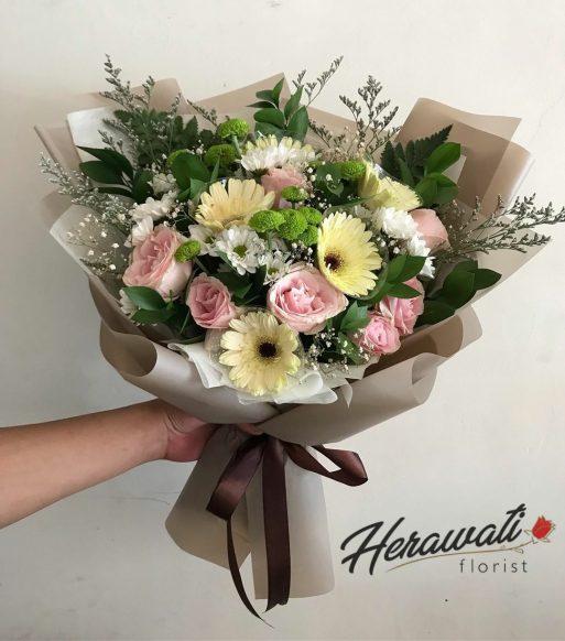 hand bouquet - Hand Bouquet 013