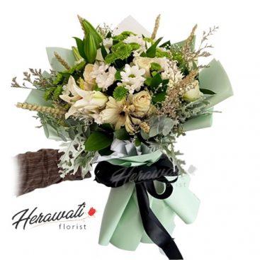 hand bouquet - Hands Bouquet 010