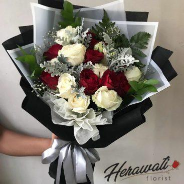 hand bouquet - Hand Bouquet 012