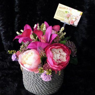 table flower - Bunga Artificial 01