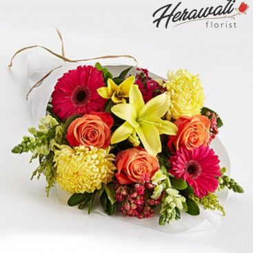 hand bouquet - Hand Bouquet 002