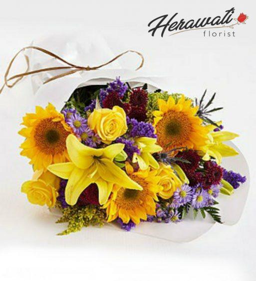 hand bouquet - Hand Bouquet 001