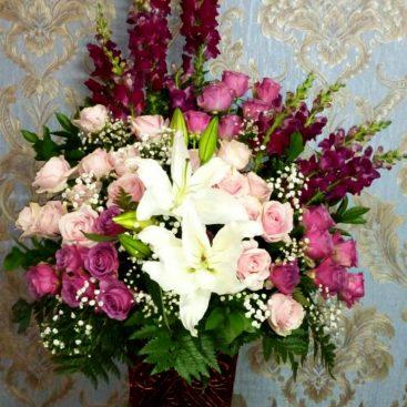 bunga lekas sembuh - Table Bouquet 0011