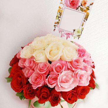 Hand Bouquet - Buket Bunga Selamat Pembukaan