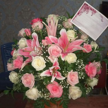 hand bouquet - bouquet 07003