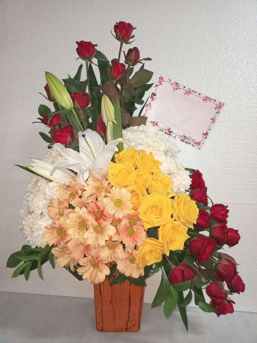 table flower - FT