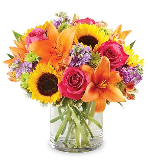 bunga meja 7
