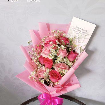 hand bouquet - Hands Bouquet Selamat Bekerja