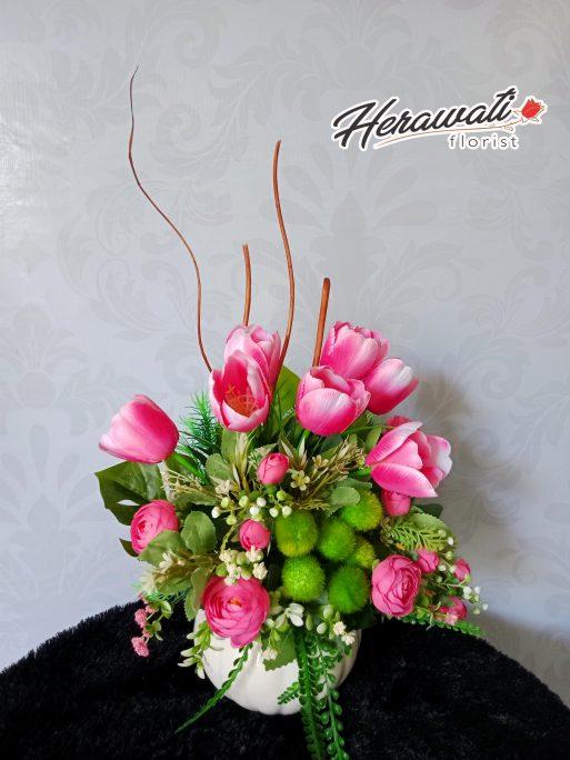 table flower - Bouquet Artificial