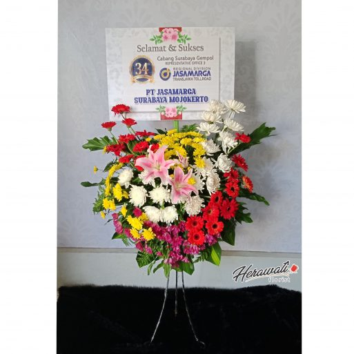 opening ceremony - BOUQUET STANDING FLOWER 017