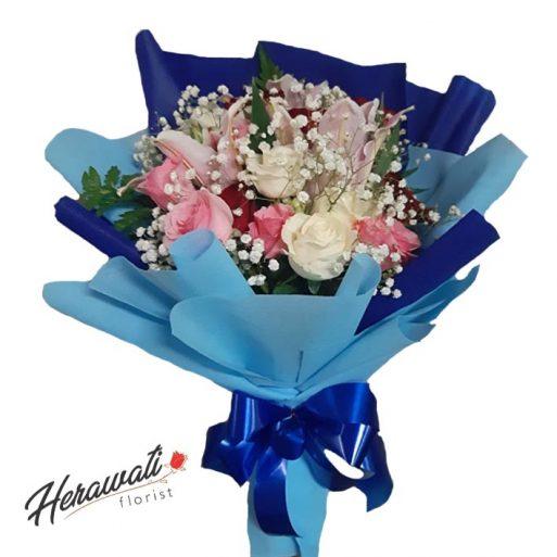 hand bouquet - Hands Bouquet 025