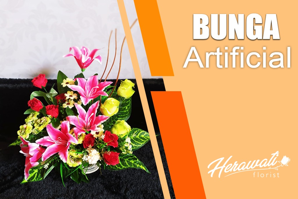 bunga artificial