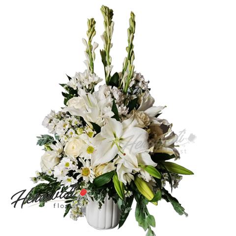 bunga artificial - Bunga Meja 50
