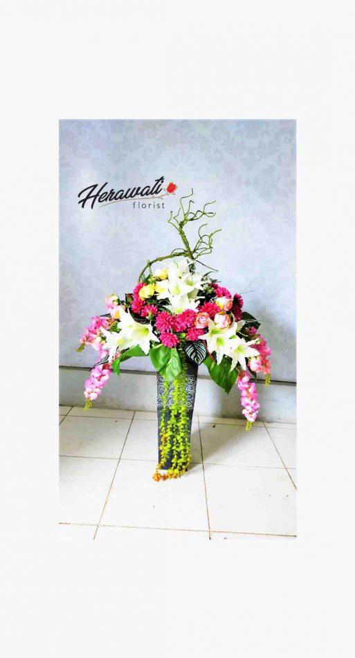 Bunga artificial - Bunga Papan 52