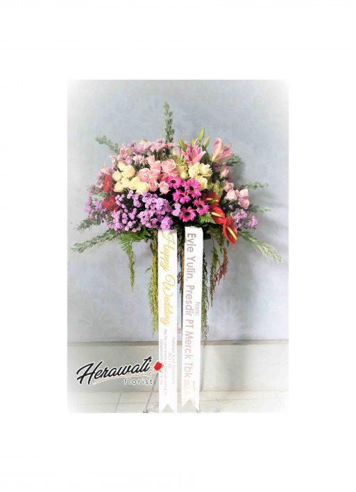 Standin Flower 18