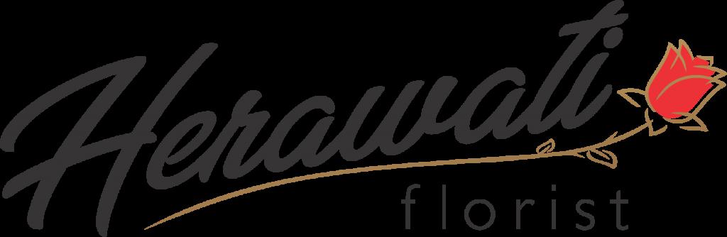 logo herawati florist